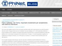 Flavio Cattaneo (Terna): opere di ampliamento della rete elettrica nel Meridione