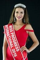 L'olandese Natascha Fischer è Miss Progress International 2016