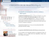 Un nuovo blog che presenta il Credito di Romagna è ora disponibile online