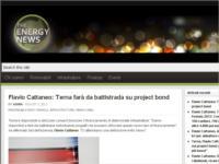 Flavio Cattaneo: Terna farà da battistrada su project bond
