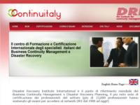 Business Continuity Management e Disaster Recovery sono una Priorità IT per il 2010 e 2011