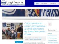 CRISI ECONOMICA ED ELEZIONI AMMINISTRATIVE AL CENTRO DELL'INCONTRO DEL PARTITO PENSIONATI A GORIZIA.