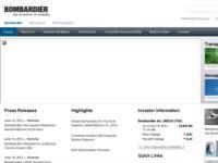 Bombardier annuncia un'operazione di riacquisto di azioni proprie