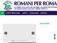 """Comitato Romani per Roma: """"Bertolaso è un suicidio politico, sognava Rutelli e coccolava i Rom"""""""