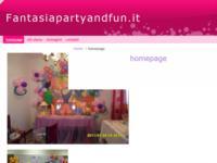 Feste di compleanno: Fantasia Party and Fun sa rendere il tuo compleanno davvero speciale