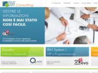 È online la nuova home page di DVFConsulting