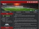 Statistiche complete e modelli animati 3D di partite di calcio con Stadionus