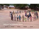 OrphanAid Africa e suoi progetti umanitari entrano nella cucine delle famiglie italiane