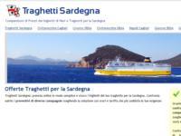 Nuovo portale per la prenotazione dei biglietti di traghetti per la Sardegna