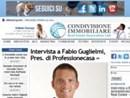 Intervista a Fabio Guglielmi, presidente Professionecasa, sul futuro tecnologico del franchising immobiliare