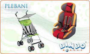 Venite a scoprire la collezione di prodotti per bambini Plebani su Bimbomarket!