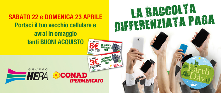 CAMPAGNA LA RACCOLTA DIFFERENZIATA PAGA