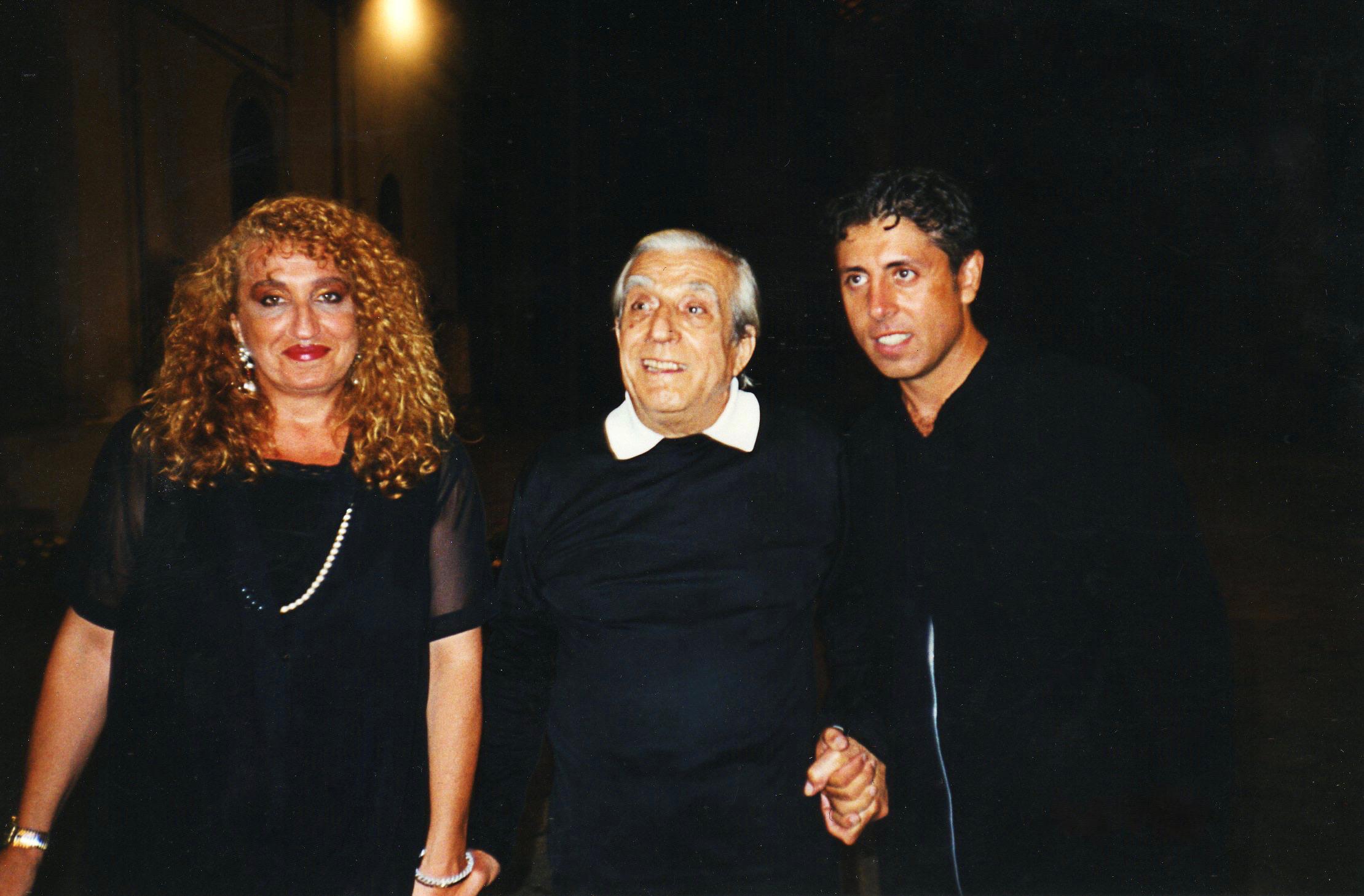 Adriana Bruni e Lino Blandizzi - Concerto nel nome di Sergio Bruni