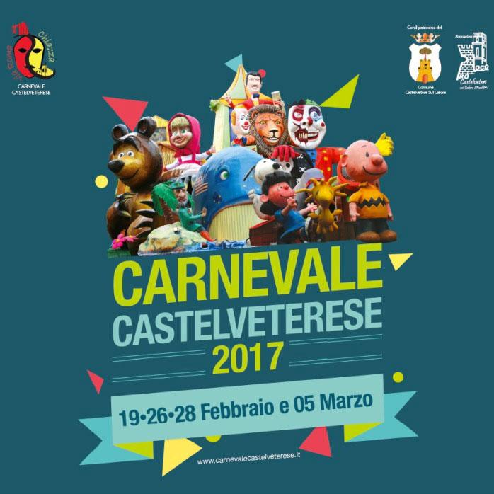 Carnevale Castelveterese, torna l'antica tradizione