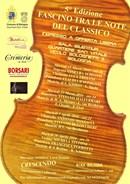 """5ª Edizione della Rassegna """"Fascino tra le Note del Classico"""""""