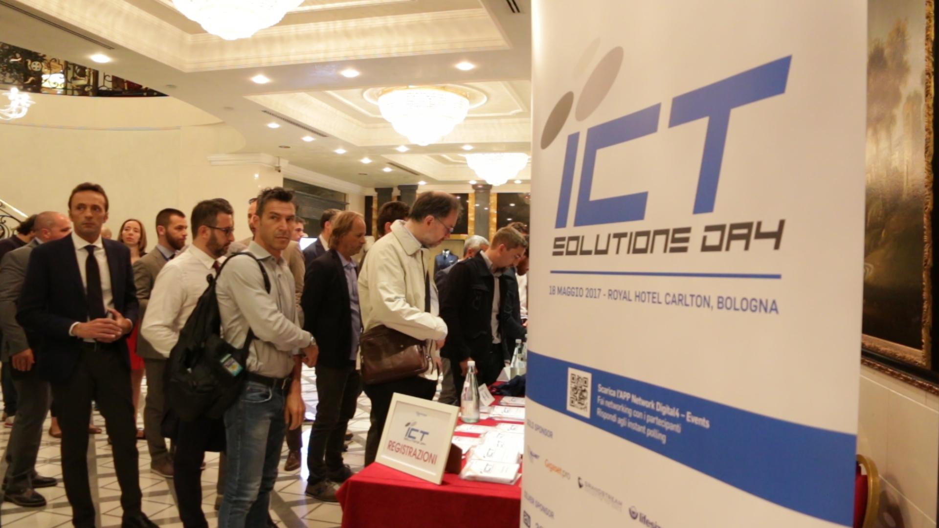 #ICTSolutions17@Allnet_italia: le nuove frontiere della comunicazione nell'era digitale