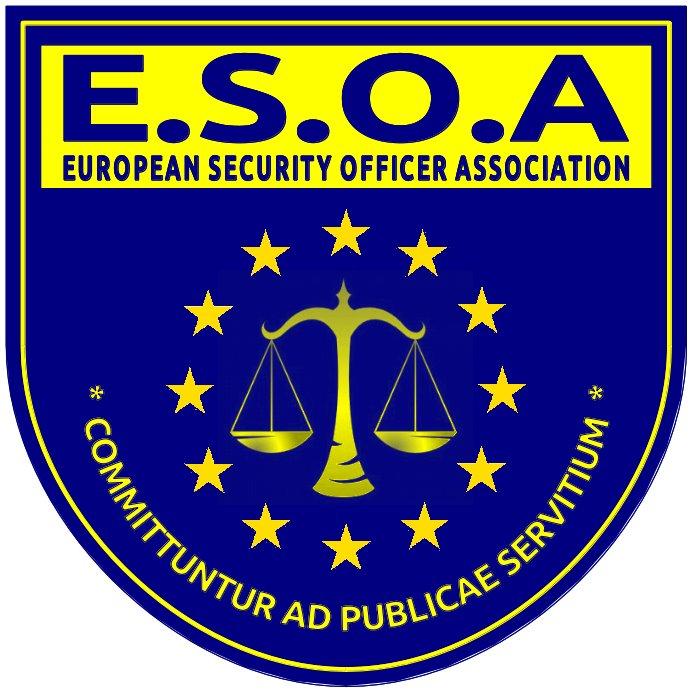 "GIUSEPPE ALVITI E' IL NUOVO VICE PRESIDENTE EUROPEO DELLA""EUROPEAN SECURITY OFFICERS ASSOCIATION""."