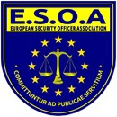 "GIUSEPPE ALVITI E' IL NUOVO VICE PRESIDENTE EUROPEO DELLA""EUROPEAN SECURITY OFFICERS ASSOCIATION""."