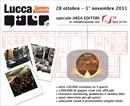 10 righe dai libri partner Lucca Comics and Games 2011 per LUK FOR FANTASY