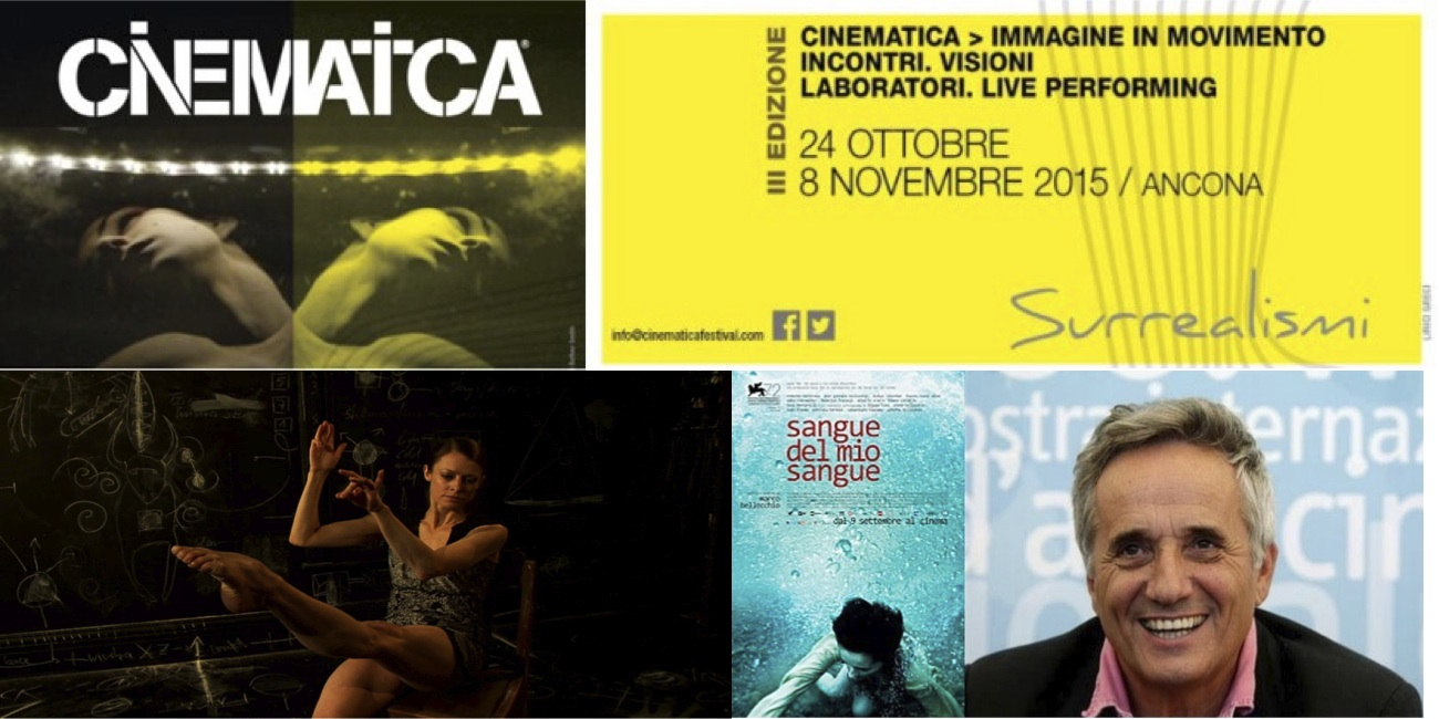 """Marco Bellocchio a Cinematica Festival di Ancona per presentare il suo ultimo film """"Sangue del mio sangue"""""""