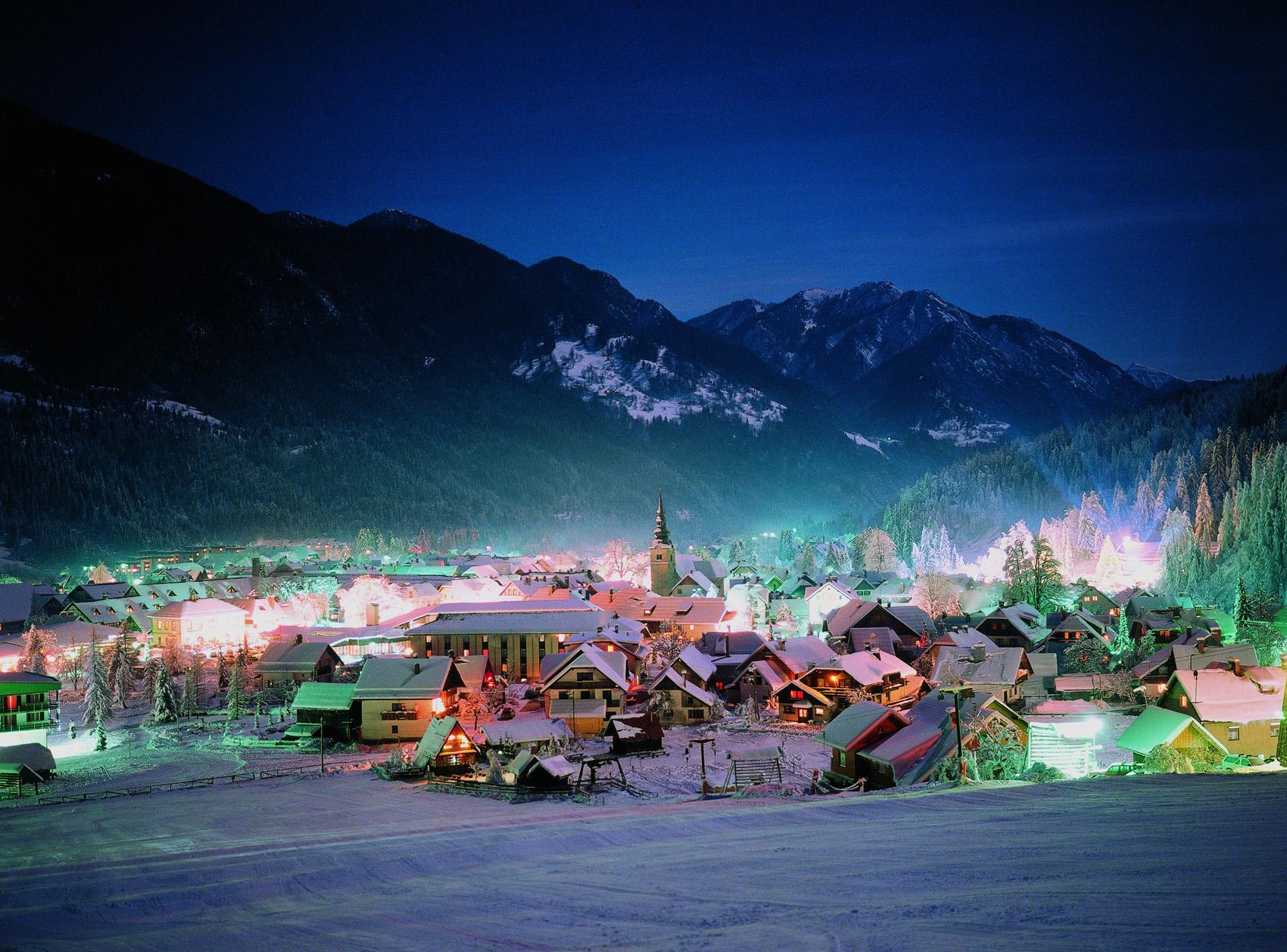 Neve e benessere a Kranjska Gora con il Gruppo Hit