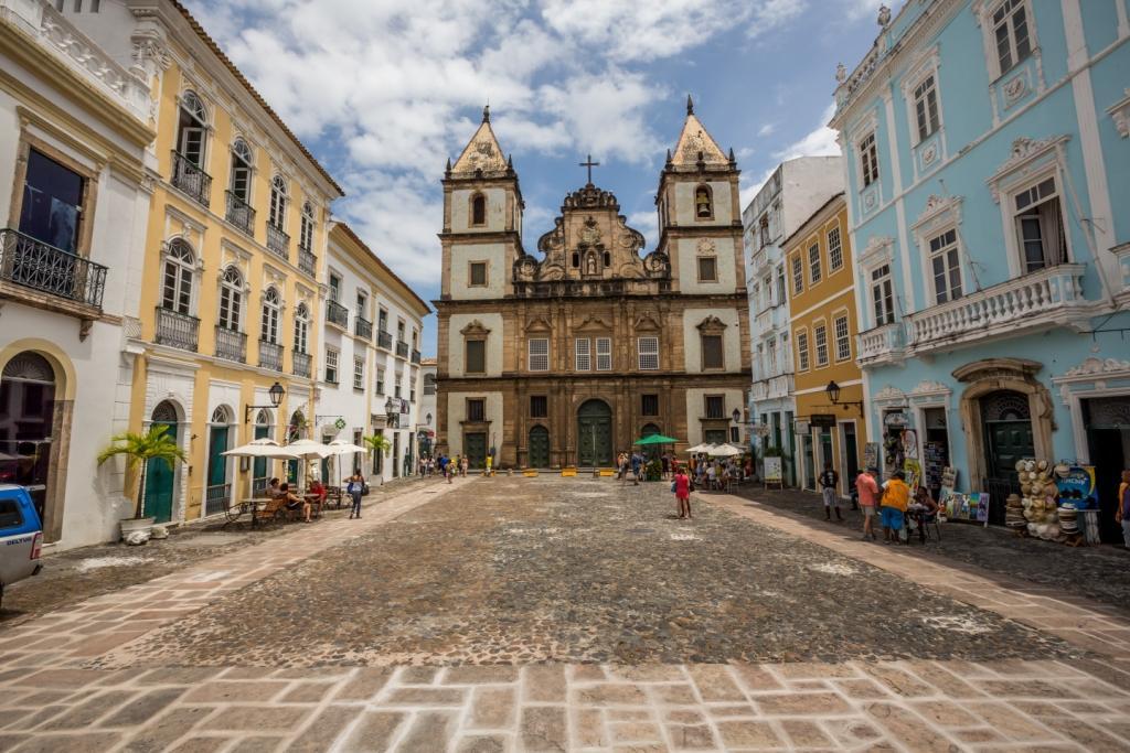 L'INFLUENZA AFRICANA NELLE DESTINAZIONI TURISTICHE BRASILIANE