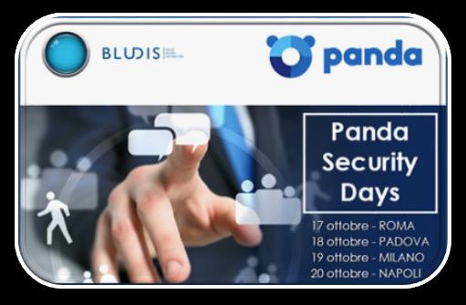 Roadshow Panda Security Days 2016 prima tappa Roma