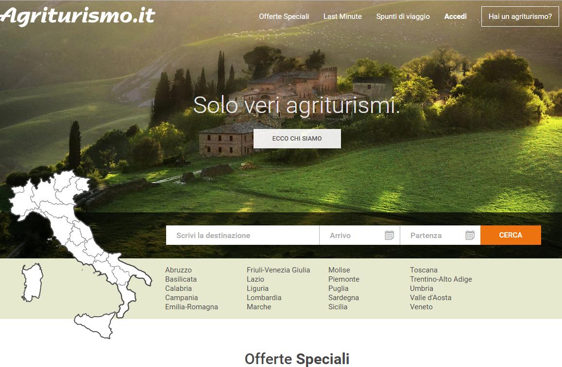 Casevacanza.it acquisisce Agriturismo.it, si allarga il polo digital del turismo extra-alberghiero nel Mediterraneo