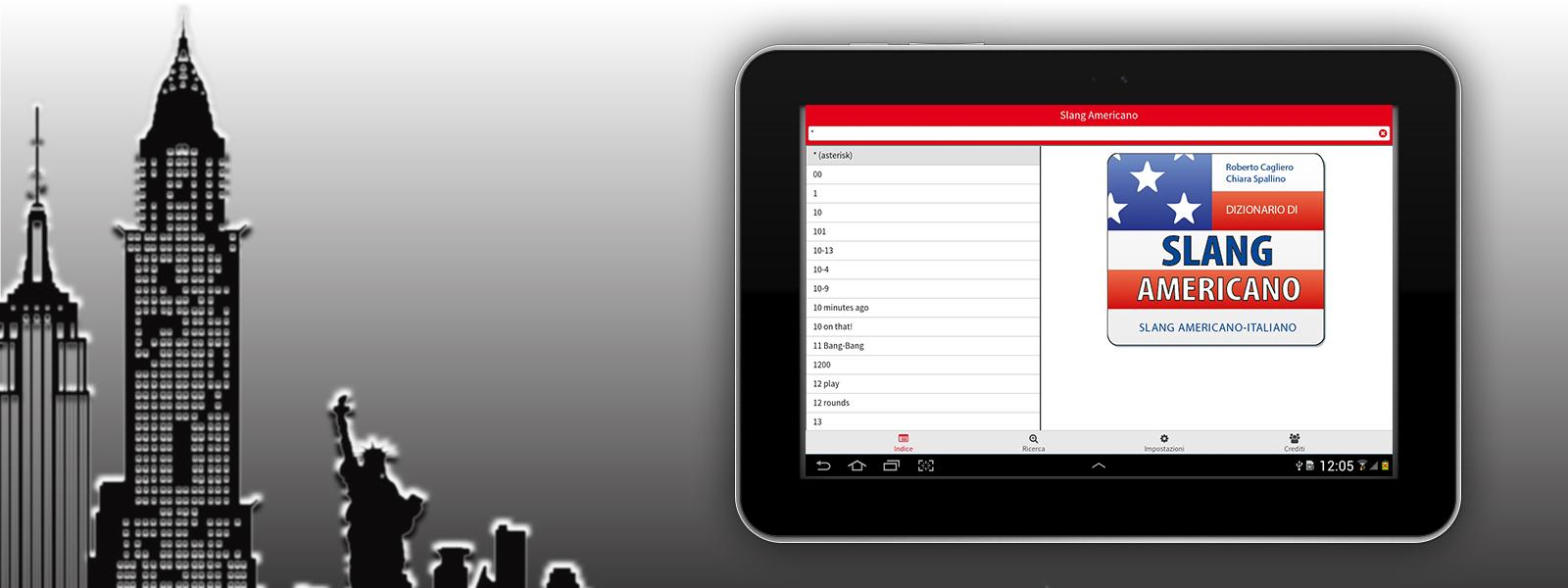 nuova app per mobile da edigeo dizionario slang americano