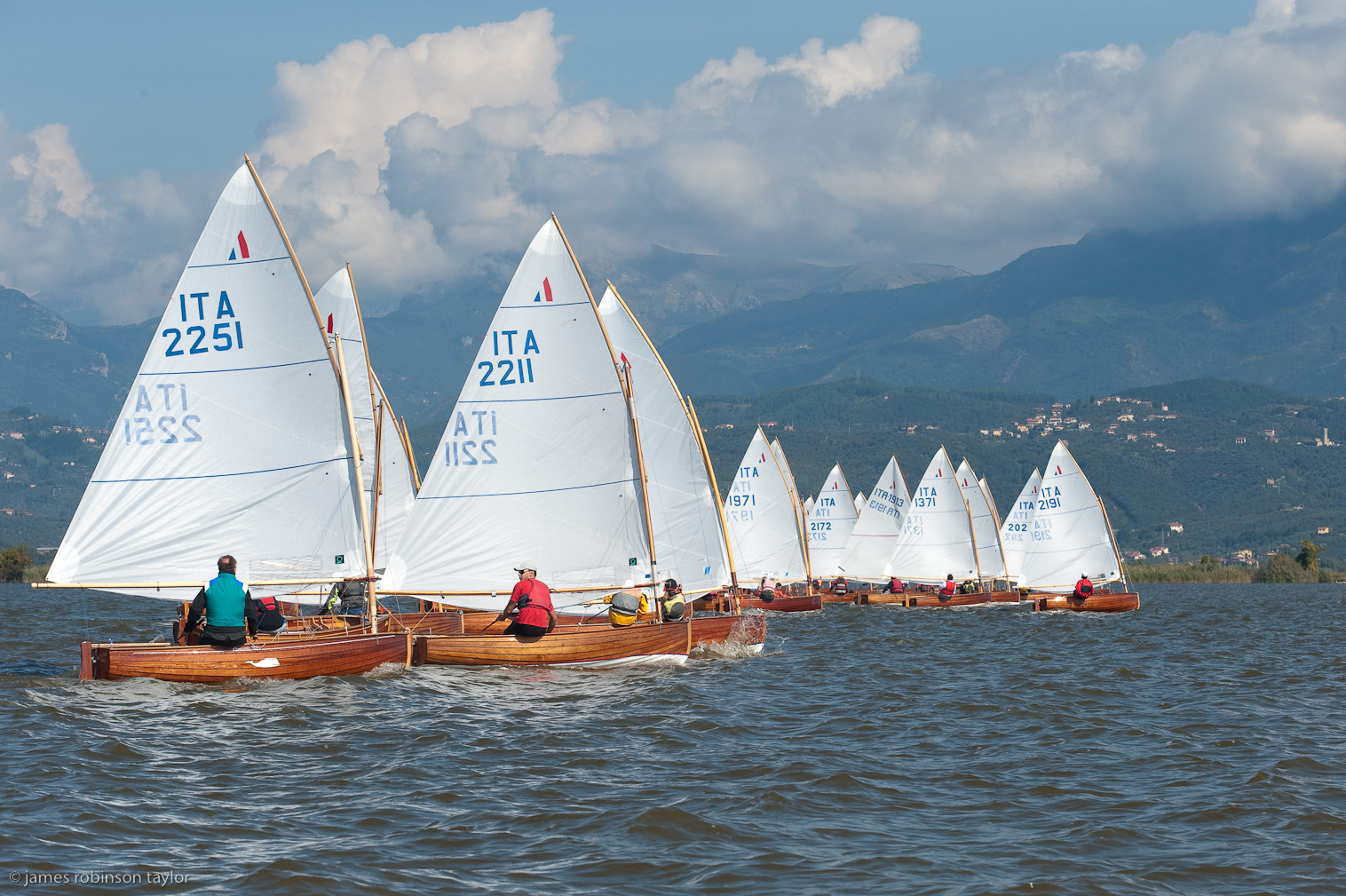 Riccardo barthel c yachting al seatec 2009 for Lago arredo cittadella