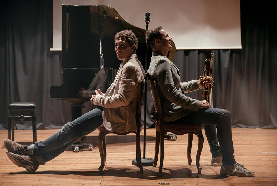 The Simon and Philips Duet - Live at the Caveau