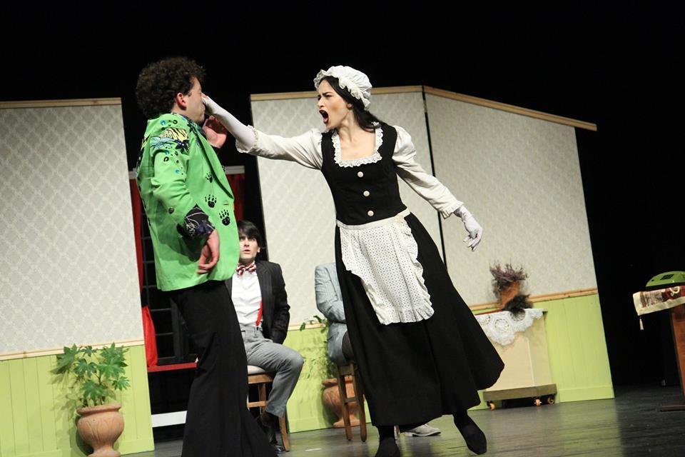 Il Teatro Stabile di Caserta sbarca in Albania, «Prova d'Attore» è al Teatri Kombetar Eksperimental di Tirana
