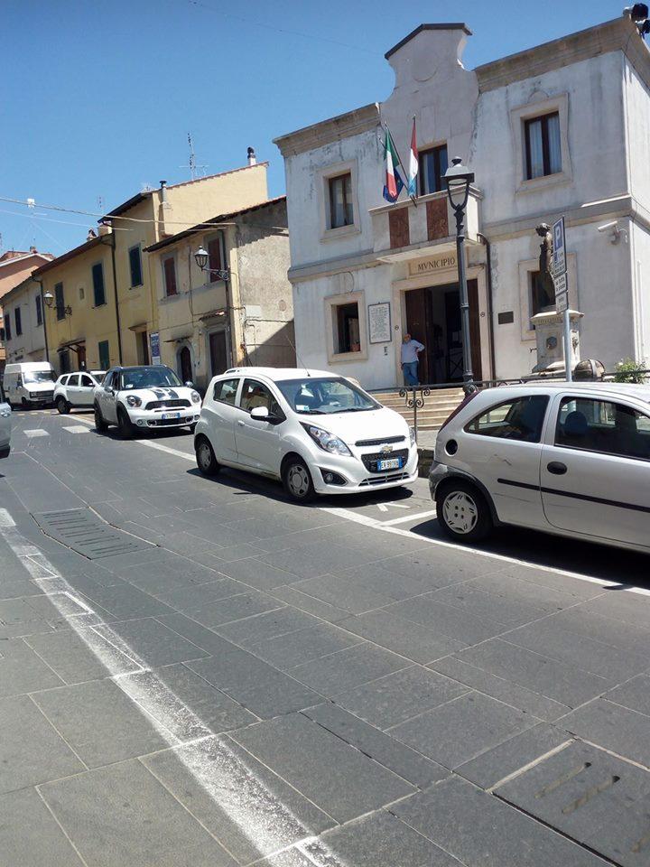 Ariccia, la riapertura del centro storico un flop?