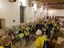 """Successo per la prima tappa delle """"Camminate dei musei"""" ad Ascoli Piceno"""