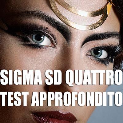 NADIR MAGAZINE PROVA LA SIGMA SD QUATTRO. TEST APPROFONDITO E CONFRONTO CON LA SD QUATTRO H
