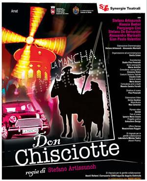 Don Chisciotte di Artissunch ad Offida (AP)