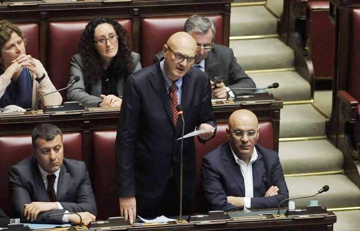"""Parco Nazionale della Costa Teatina. Il Deputato SI Melilla: """"Renzi firmi perimetrazione"""""""