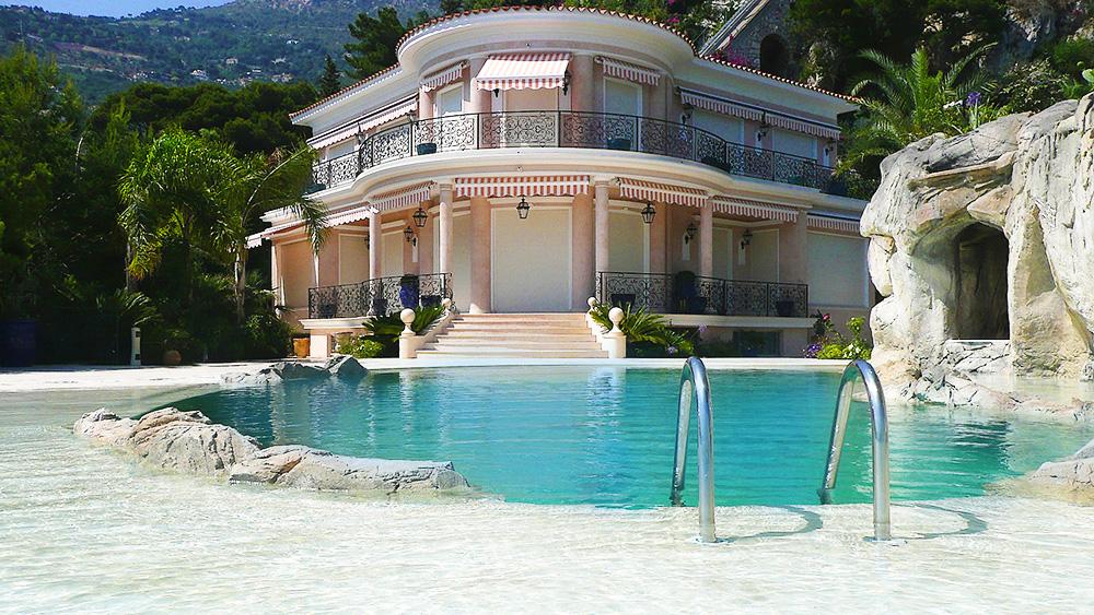 Villa Lussuosa Costa Azzurra