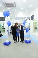 Grande festa per l'inaugurazione del nuovo Megastore 3X2 Clinic, sede centrale in Circonvallazione Orientale 4651 – Roma