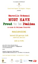MUST HAVE- Proud to be Italian