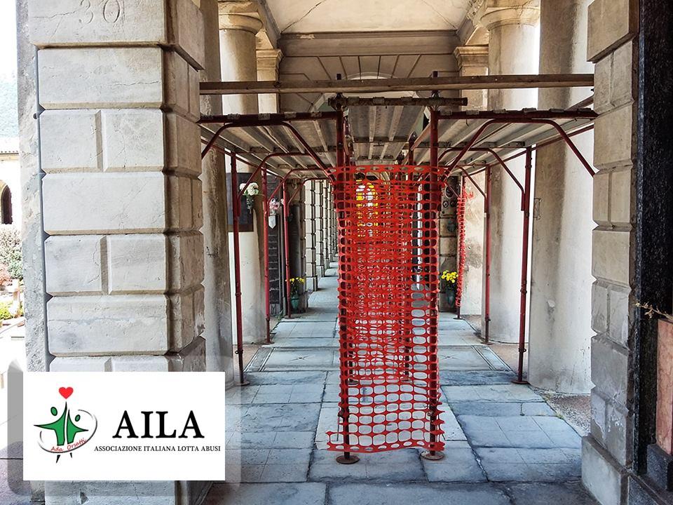 AILA: cimitero monumentale Como – dopo la denuncia la svolta