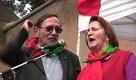 La partigiana Tina (90 anni) a Renzi: La Costituzione non può essere cambiata - La Repubblica