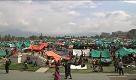 Nepal: tendopoli nel centro della capitale - La Repubblica