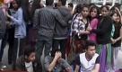Katmandu: panico e distruzione per le strade - La Repubblica