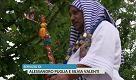 Expo, sul carretto siciliano sfila il Faraone - La Repubblica