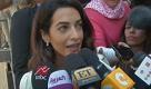 Giornalisti condannati, Amal Clooney: Verdetto pericoloso per lEgitto - La Repubblica