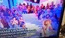 Barbara DUrso cade dalle scale in diretta tv - La Repubblica