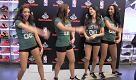 Le cheerleader dellNba conquistano il centro di Milano - La Repubblica
