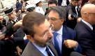 Ressa di telecamere per Marino, lui: Sto bene, vado a celebrare lamore - La Repubblica