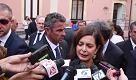 Boldrini: Dispiace per Marino, ma resta lesigenza di cambiamento - La Repubblica
